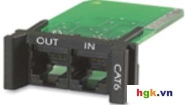 Thiết bị chống sét lan truyền mạng LAN APC/PNETR6