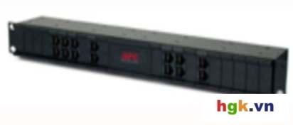 Giá đỡ thiết bị chống sét APC - PRM24 (dùng cho 24 PNETR6)
