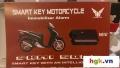 Bộ khóa chống trộm xe máy Smartkey Litech V.2 và tính năng chống trộm ưu việt!